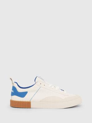 S-BULLY LC, Weiß/Blau - Sneakers