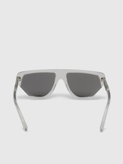 Diesel - DL0322, Grau - Sonnenbrille - Image 4