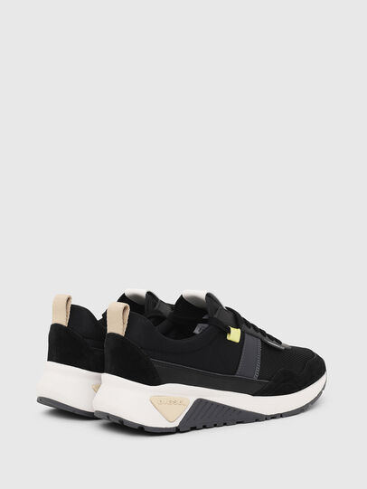 Diesel - S-KB LOW RUN, Schwarz - Sneakers - Image 3