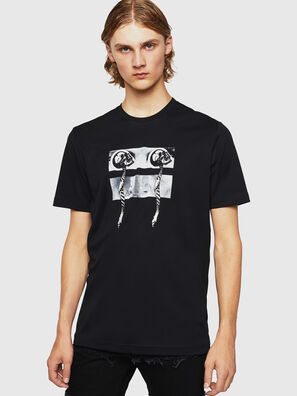 TY-X1, Schwarz - T-Shirts