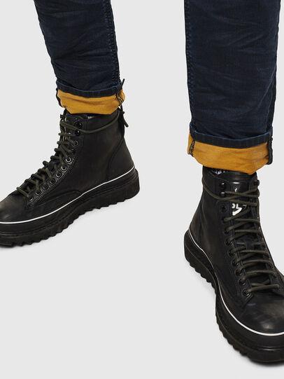 Diesel - Krooley JoggJeans 069MG, Dunkelblau - Jeans - Image 5