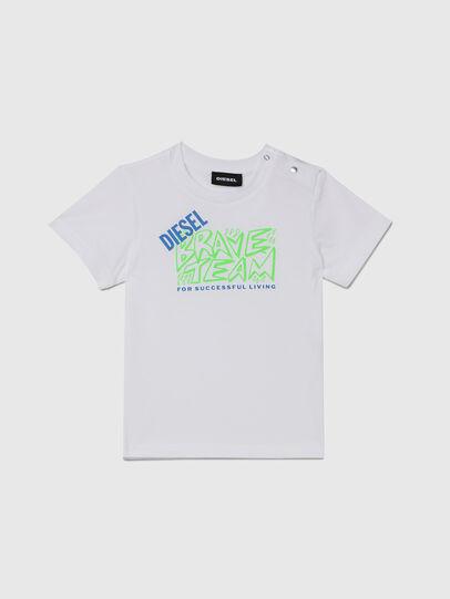 Diesel - TESSOB, Blanc - T-shirts et Hauts - Image 1