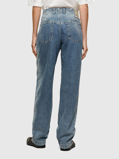 Diesel - DxD-P1 0CBBL, Blu Chiaro - Jeans - Image 3