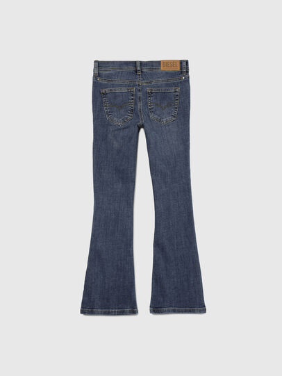 Diesel - LOWLEEH-J-N, Medium blue - Jeans - Image 2