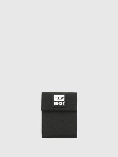 Diesel - HIRESH FD, Nero - Portafogli Piccoli - Image 1