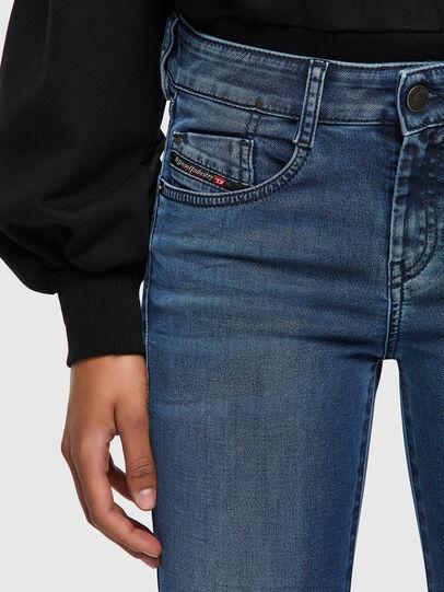 Diesel - D-Ollies JoggJeans® 069VH, Blu medio - Jeans - Image 4