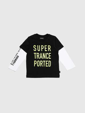 TANCEB-R, Schwarz/Weiß - T-Shirts und Tops