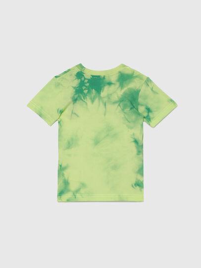 Diesel - TIMMYB-R, Vert - T-shirts et Hauts - Image 2