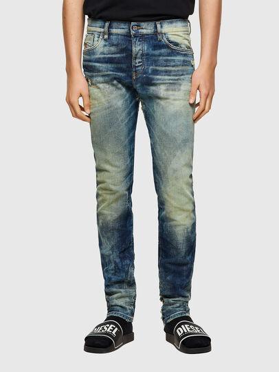 Diesel - D-Kras 009VI, Hellblau - Jeans - Image 1