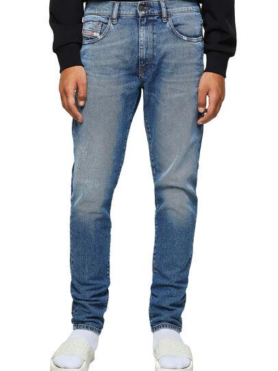 Diesel - D-Strukt Z9A19, Blu Chiaro - Jeans - Image 1