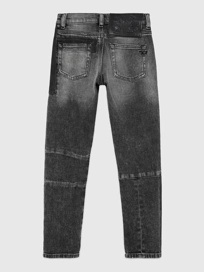 Diesel - D-STRUKT-GO-J, Black/Dark grey - Jeans - Image 2