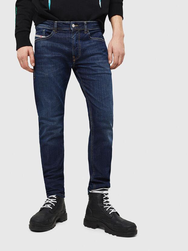 Thommer 082AY, Dunkelblau - Jeans