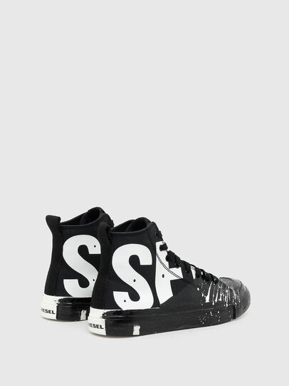 Diesel - S-ASTICO MC, Black/White - Sneakers - Image 3
