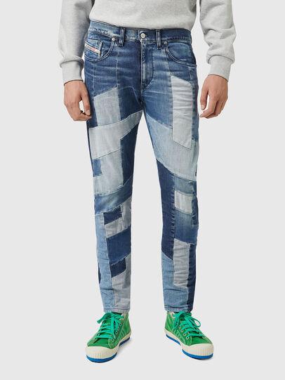 Diesel - D-Strukt 09A91, Blu Chiaro - Jeans - Image 1