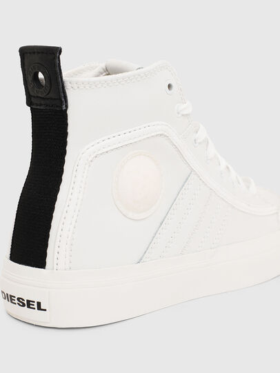 Diesel - S-ASTICO MID LACE W, Weiß - Sneakers - Image 4