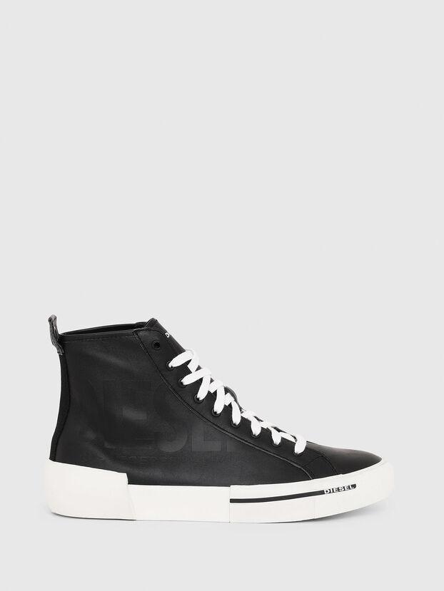 S-DESE MID CUT, Schwarz - Sneakers