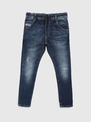 KROOLEY-JOGGJEANS-J, Mittelblau - Jeans