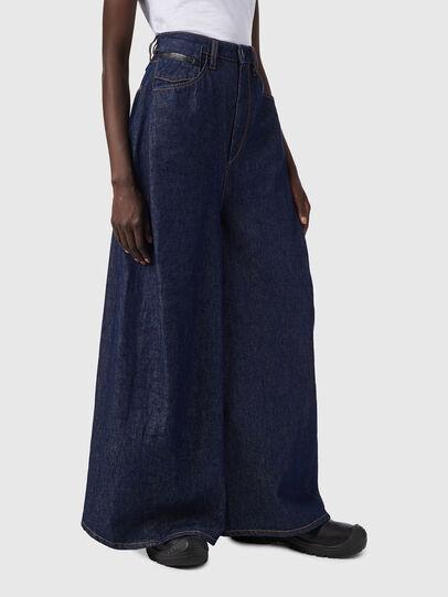 Diesel - DE-CONCY-SP, Blue - Skirts - Image 6