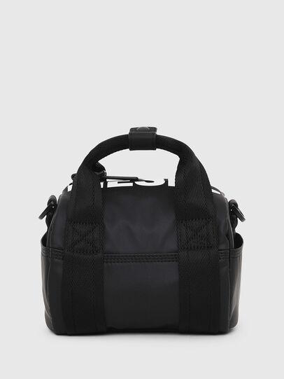 Diesel - F-BOLD MINI, Schwarz - Satchel Bags und Handtaschen - Image 1
