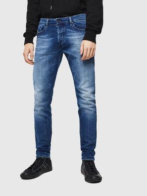 Tepphar 0097Y, Mittelblau - Jeans