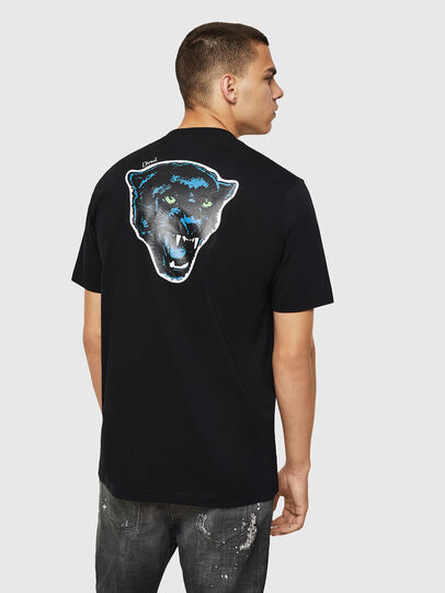 Diesel - T-JUST-B12,  - T-Shirts - Image 2