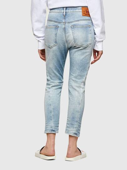 Diesel - FAYZA JoggJeans® 069UY, Hellblau - Jeans - Image 2
