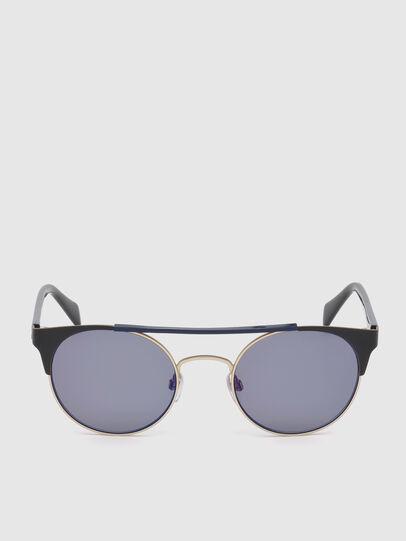 Diesel - DL0218, Schwarz/Blau - Sonnenbrille - Image 1