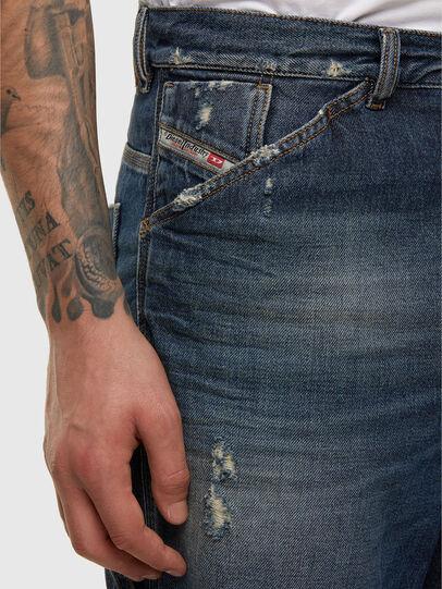 Diesel - D-Franky 009EW, Dunkelblau - Jeans - Image 3