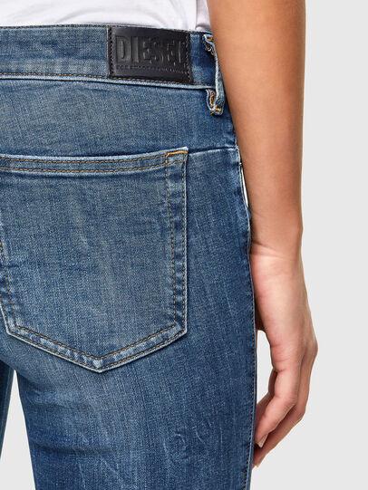 Diesel - D-Jevel 009PK, Medium blue - Jeans - Image 4