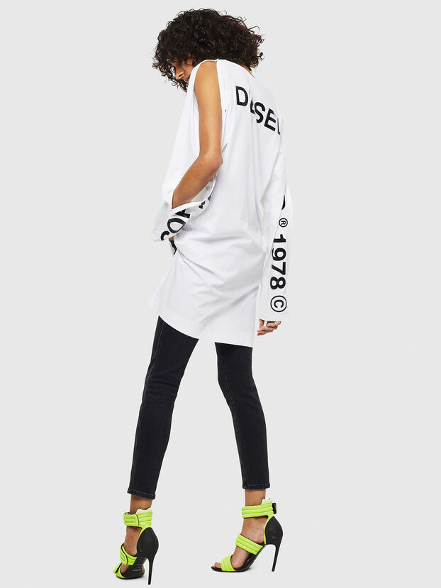 T-ROSY, Weiß - T-Shirts