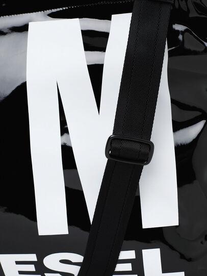 Diesel - F-LITT-HER M, Schwarz - Shopper und Schultertaschen - Image 4