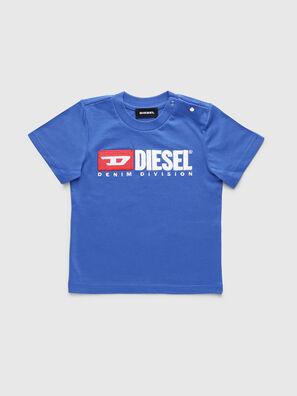 TJUSTDIVISIONB, Himmelblau - T-Shirts und Tops