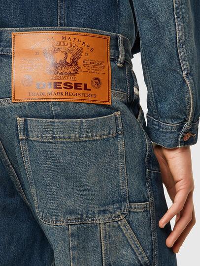 Diesel - D-FRAN-SP, Medium blue - Pants - Image 3