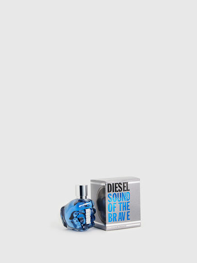 Diesel - SOUND OF THE BRAVE 35ML, Bleu - Only The Brave - Image 1
