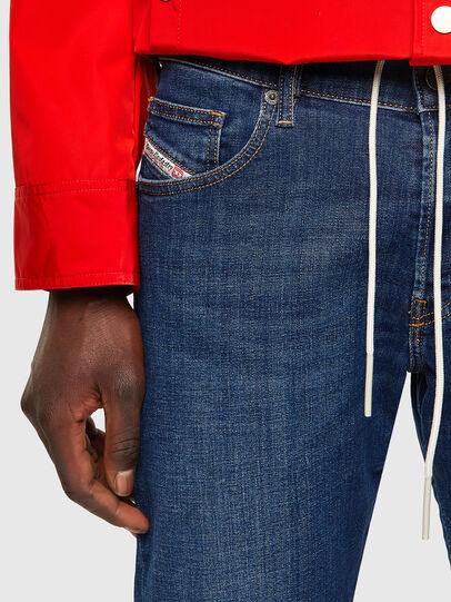 Diesel - D-Yennox 009NN, Bleu Foncé - Jeans - Image 4