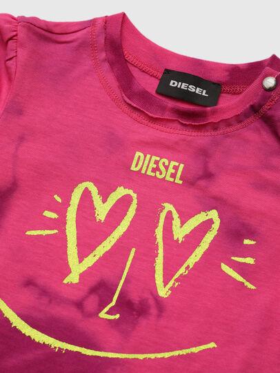 Diesel - TINTDB, Rose - T-shirts et Hauts - Image 3