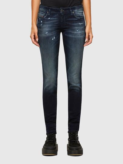 Diesel - Gracey JoggJeans 069PZ, Dunkelblau - Jeans - Image 1