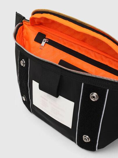 Diesel - LYAM WF, Noir - Sacs ceinture - Image 4