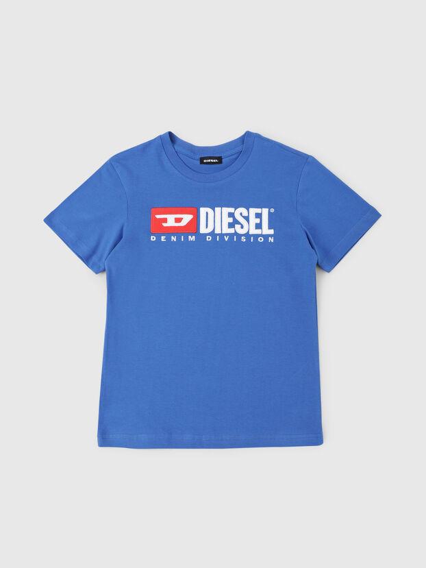 TJUSTDIVISION, Himmelblau - T-Shirts und Tops