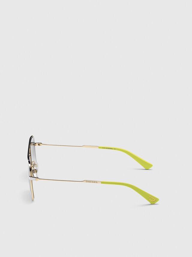Diesel - DL0302, Silber - Sonnenbrille - Image 3