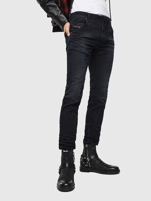 Krooley JoggJeans 069KJ, Schwarz/Dunkelgrau - Jeans