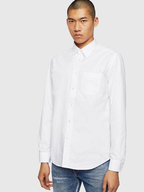 S-MOI-R-BW,  - Hemden