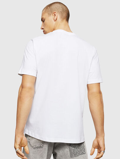 Diesel - T-JUST-A5,  - T-Shirts - Image 2