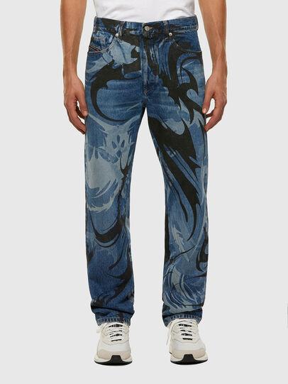 Diesel - D-Macs 0079I, Mittelblau - Jeans - Image 1