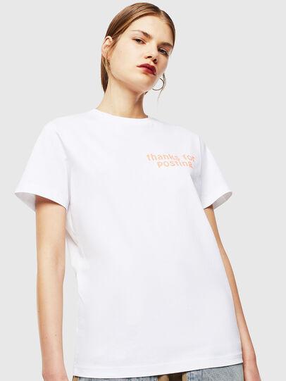 Diesel - T-DIEGO-J20, Weiß - T-Shirts - Image 2
