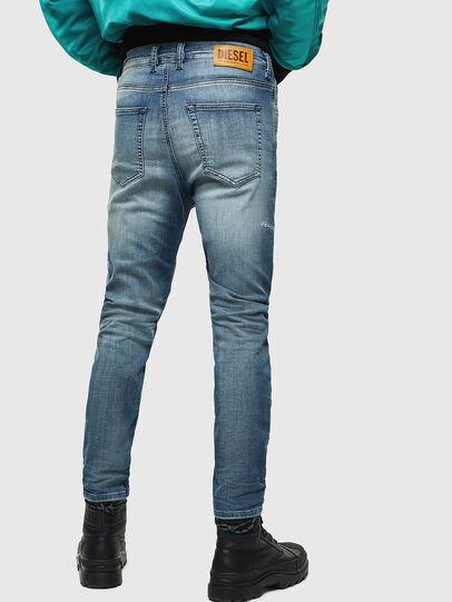 Diesel - D-Vider JoggJeans 069JZ, Hellblau - Jeans - Image 2