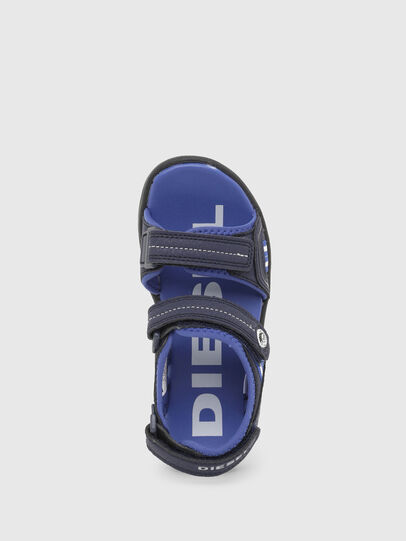 Diesel - S-ANDAL YO, Bleu - Footwear - Image 5