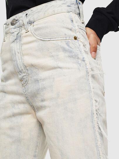 Diesel - D-Eiselle 0099P, Weiß - Jeans - Image 3