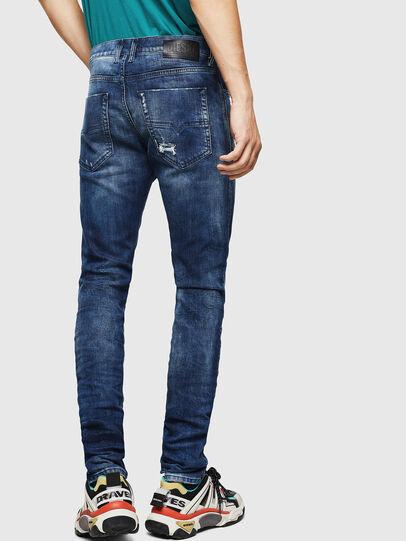 Diesel - Tepphar 0090G, Dunkelblau - Jeans - Image 2