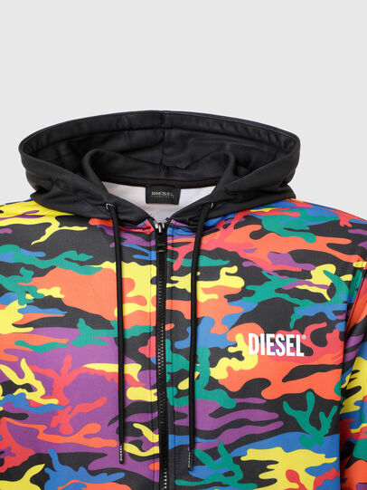 Diesel - BMOWT-BRANDONX-Z-P, Multicolore - Out of water - Image 3